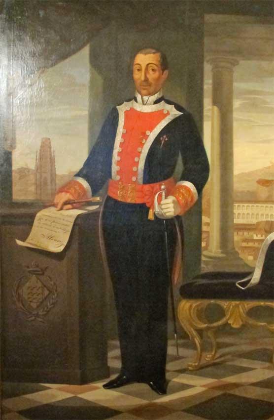 Mariano lvarez de castro 1749 1810 for Alvarez de castro