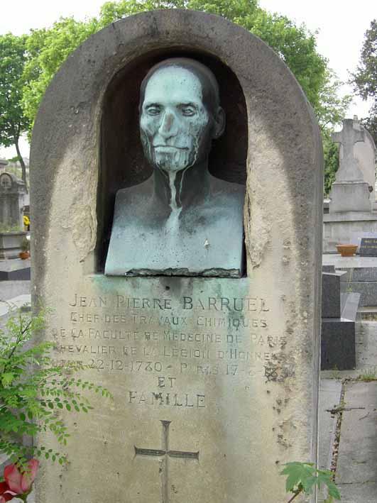 Jean-Baptiste Barruel y su portentosa nariz