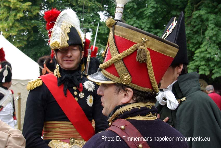 194ème anniversaire de la bataille de Waterloo 090620Waterloo109