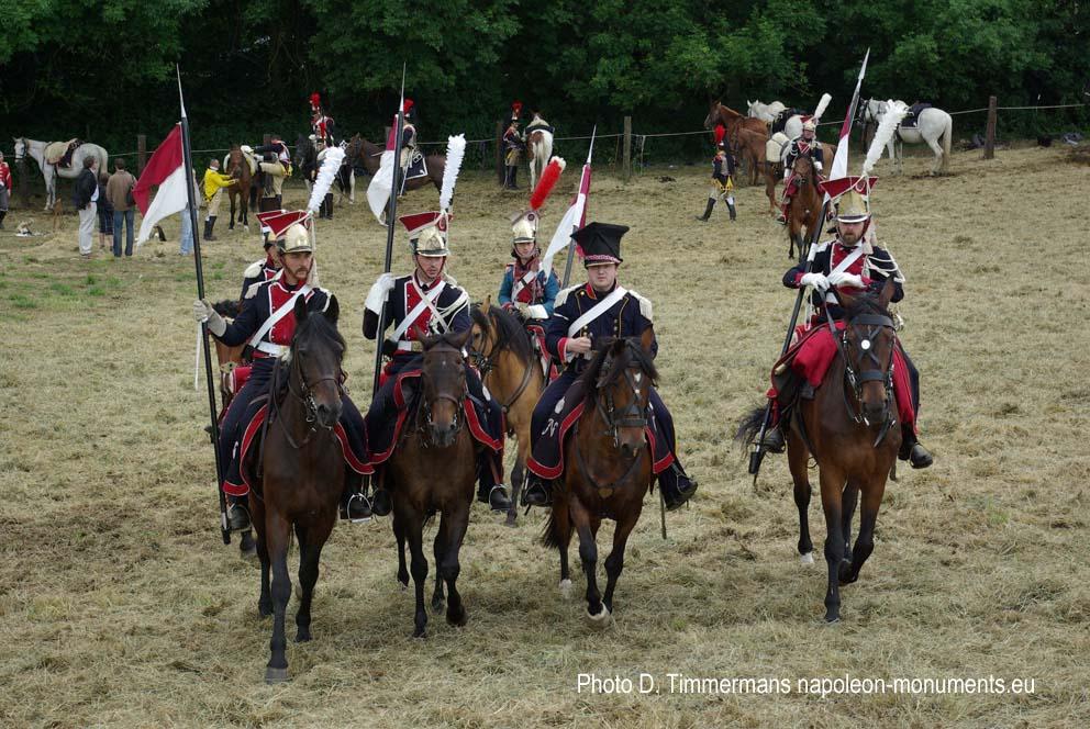 194ème anniversaire de la bataille de Waterloo 090620Waterloo111