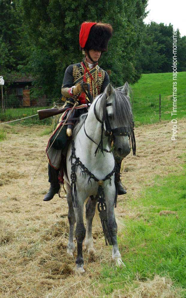 194ème anniversaire de la bataille de Waterloo 090620Waterloo115