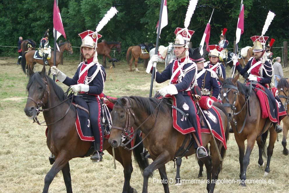 194ème anniversaire de la bataille de Waterloo 090620Waterloo118
