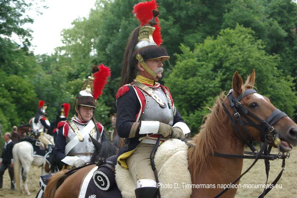 194ème anniversaire de la bataille de Waterloo 090620Waterloo126
