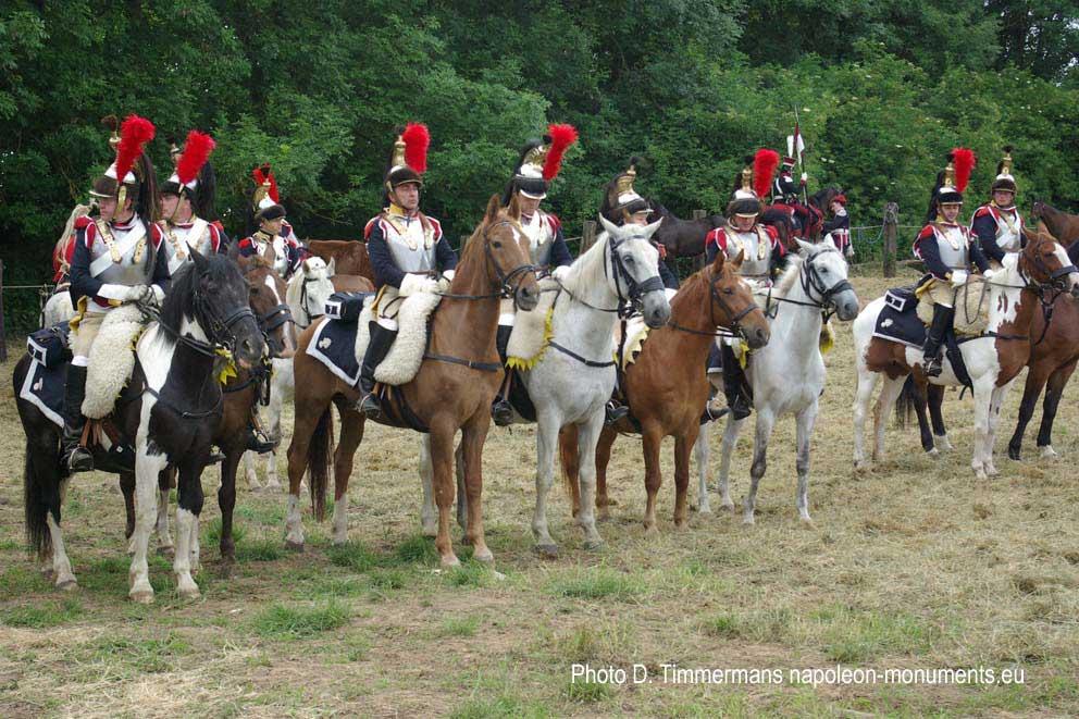 194ème anniversaire de la bataille de Waterloo 090620Waterloo134