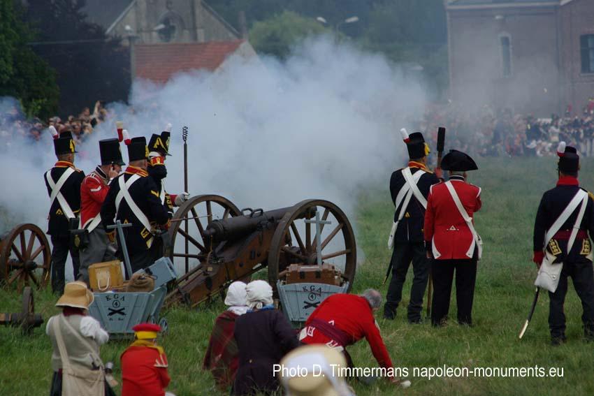 194ème anniversaire de la bataille de Waterloo 090620Waterloo173