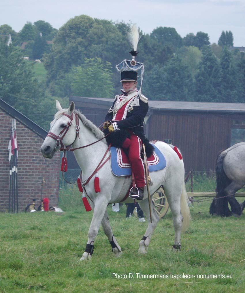 194ème anniversaire de la bataille de Waterloo 090620Waterloo197c
