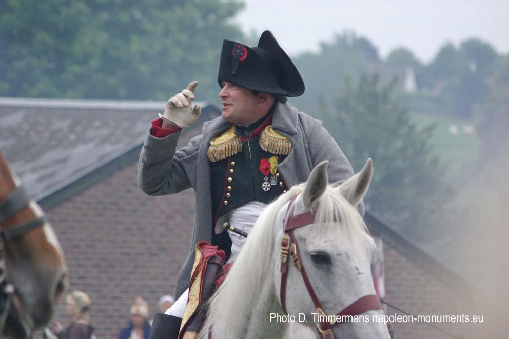 194ème anniversaire de la bataille de Waterloo 090620Waterloo200