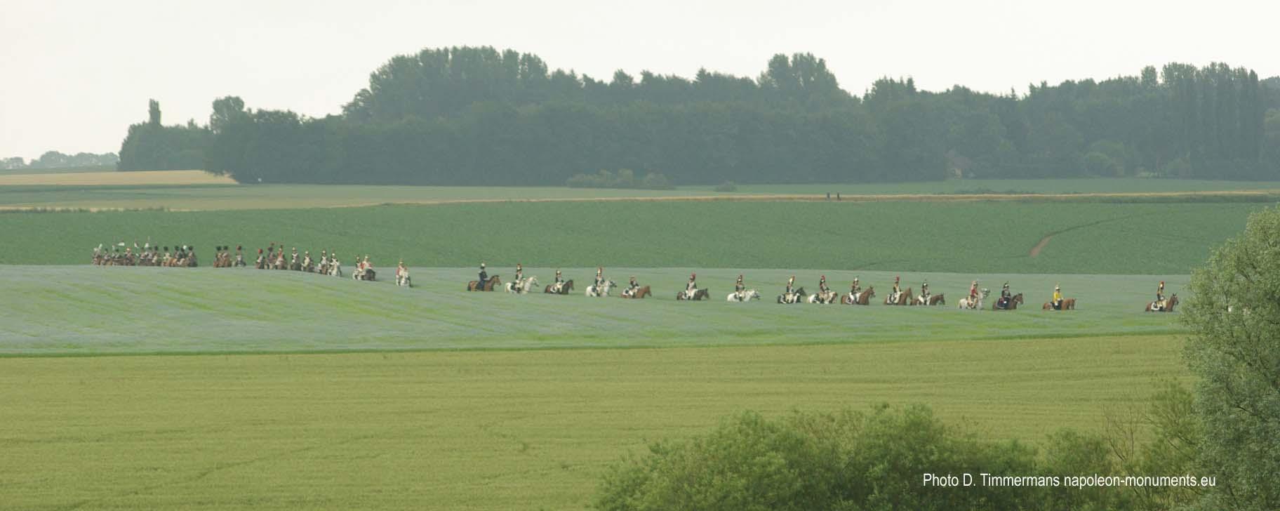 194ème anniversaire de la bataille de Waterloo 090621Waterloo004c