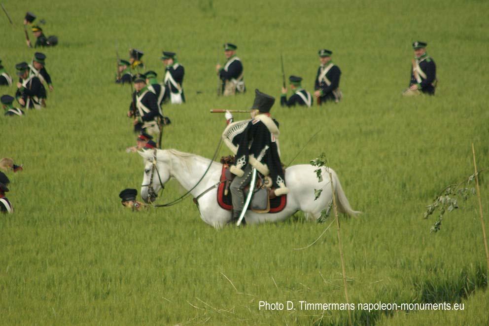 194ème anniversaire de la bataille de Waterloo 090621Waterloo005