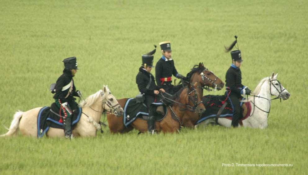 194ème anniversaire de la bataille de Waterloo 090621Waterloo008c