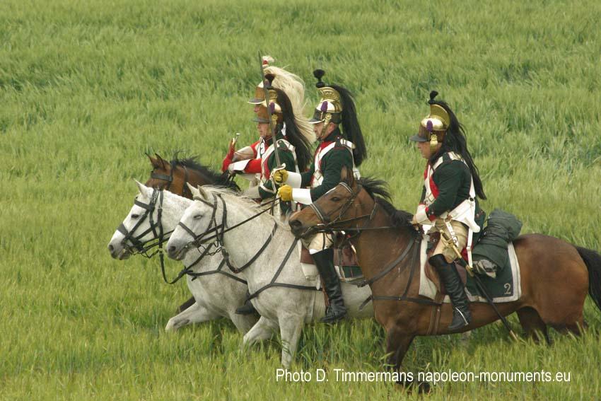 194ème anniversaire de la bataille de Waterloo 090621Waterloo060