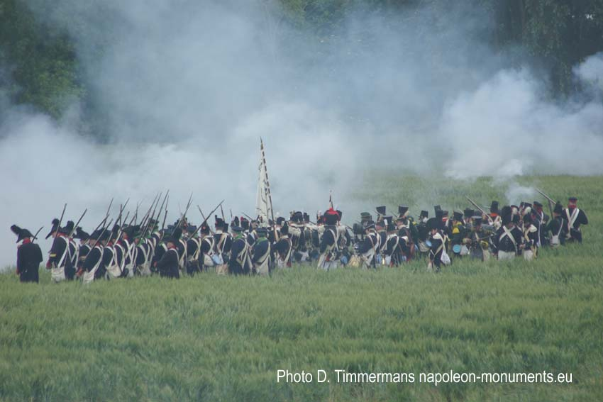 194ème anniversaire de la bataille de Waterloo 090621Waterloo120