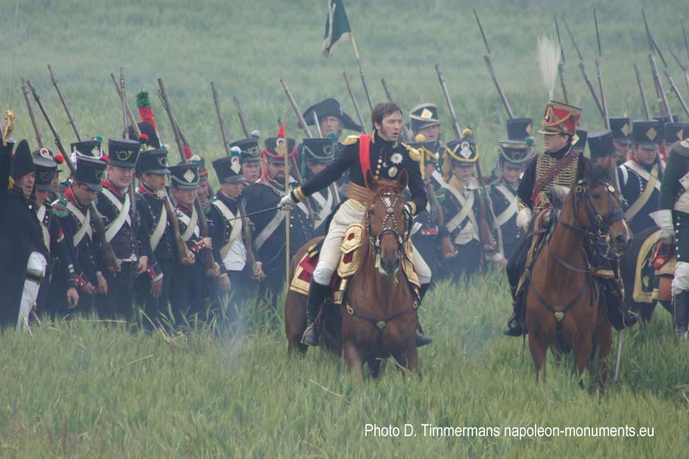 194ème anniversaire de la bataille de Waterloo 090621Waterloo124