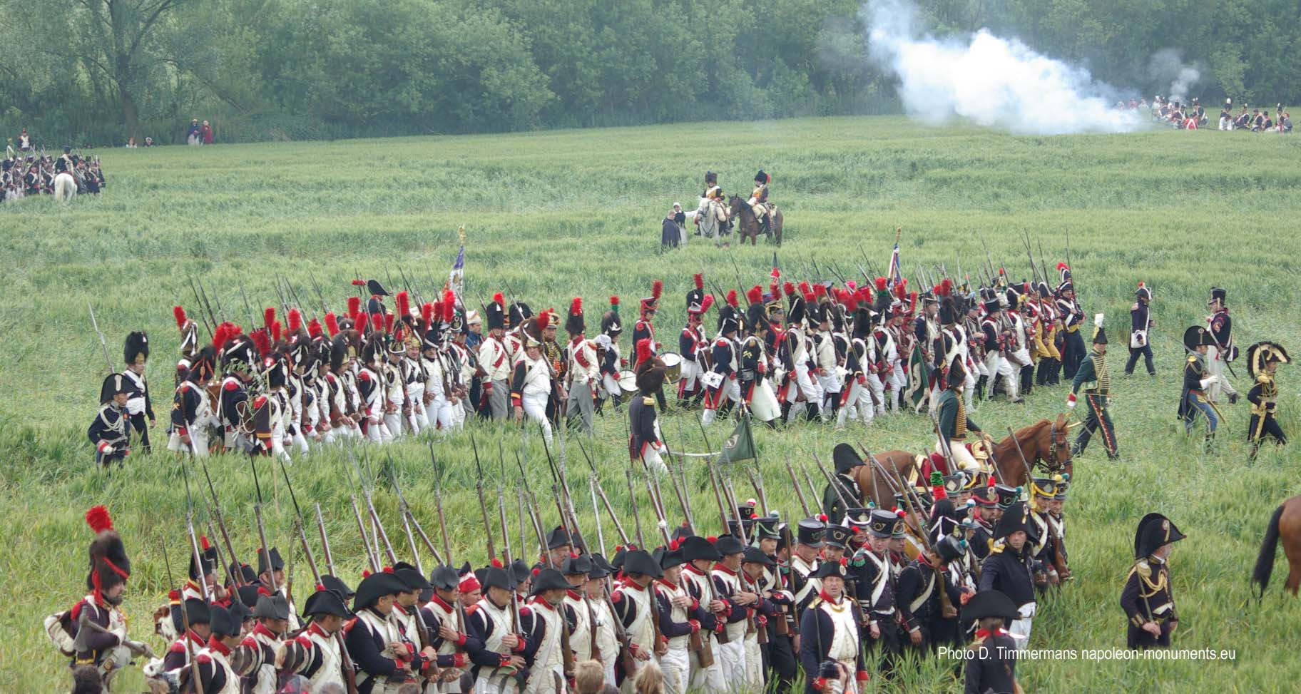 Waterloo 2009 Goumont