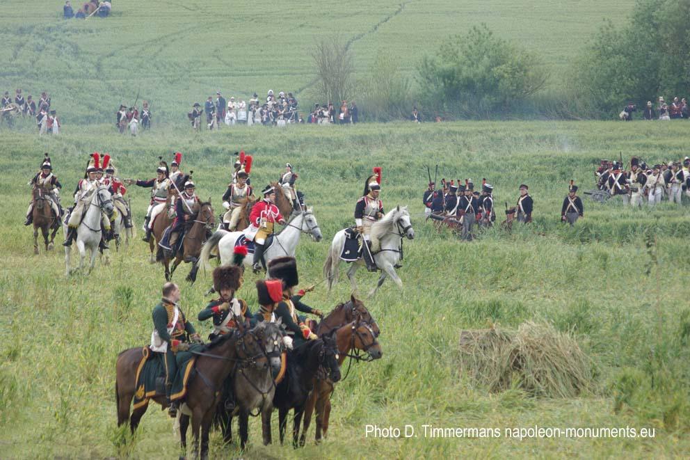194ème anniversaire de la bataille de Waterloo 090621Waterloo137