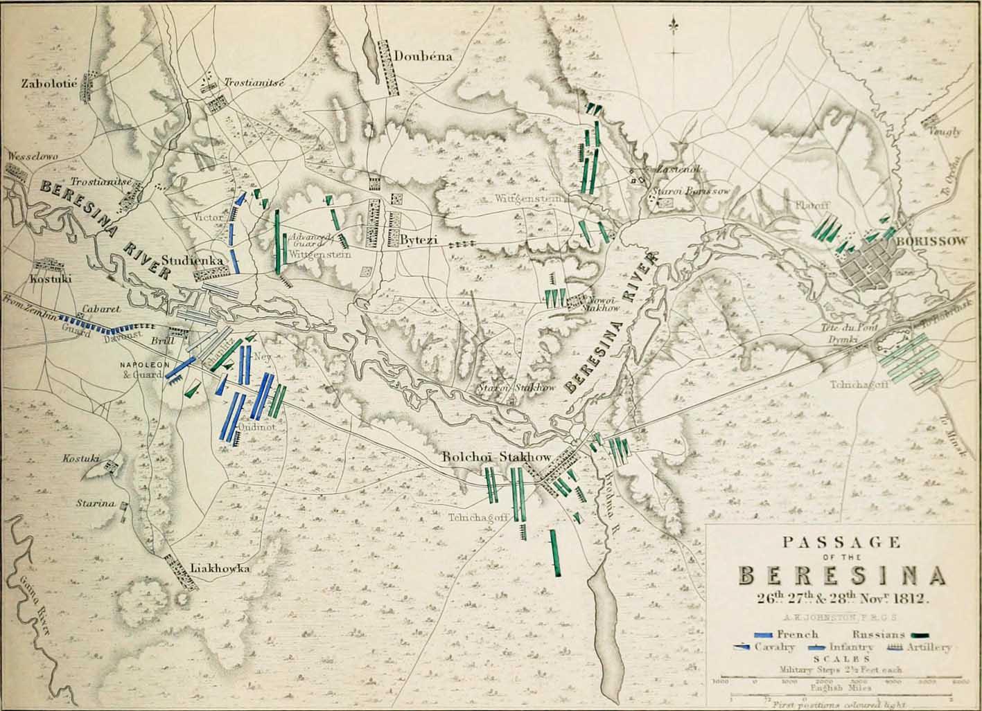 Campagne De 1812