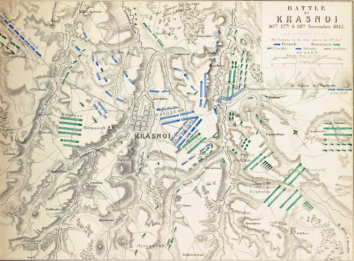campagne de russie 1812