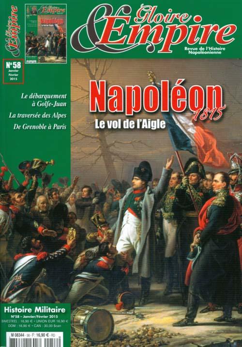 Gloire & Empire 58 : Le Vol de l'Aigle GE058